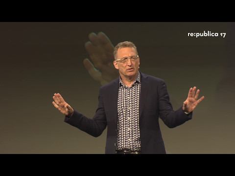 re:publica 2017 - Andreas Weigend: Data for the People on YouTube