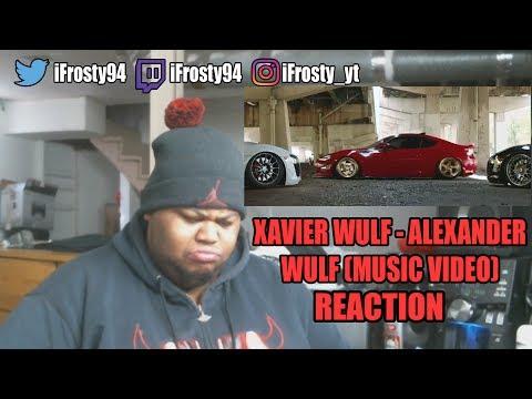 XAVIER WULF ALEXANDER WULF (MUSIC VIDEO) Reaction