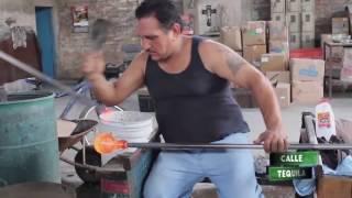 """""""Vidrio Soplado"""" Reportaje De Alberto Rebolledo"""