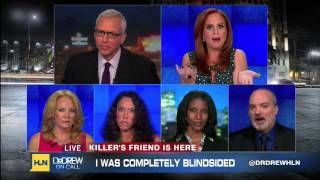 Mental health expert Andrew Spanswick guests on HLN