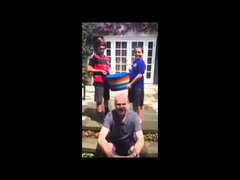 Francis Lawrence ALS Ice Bucket Challenge - 'Ice Bucket Challenge'