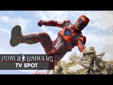"Power Rangers (2017 Movie) Official TV Spot – ""Power"""