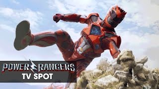 "Power Rangers (2017 Movie) Official TV Spot – ""Power""(Power Rangers – In Theaters March 24. Get tickets now: http://powerrange.rs/tickets #PowerRangersMovie #ItsMorphinTime ..., 2017-02-27T16:00:14.000Z)"