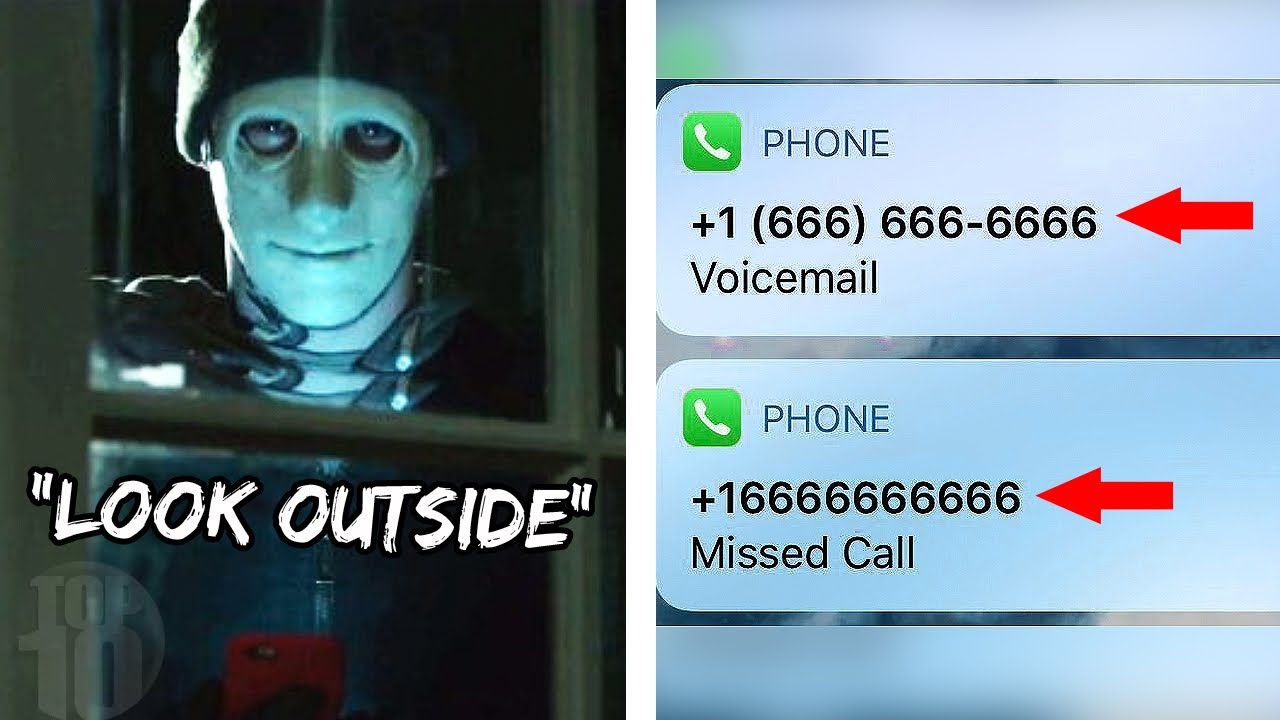 Scariest Phone Calls Ever Recorded That You Can't Unhear