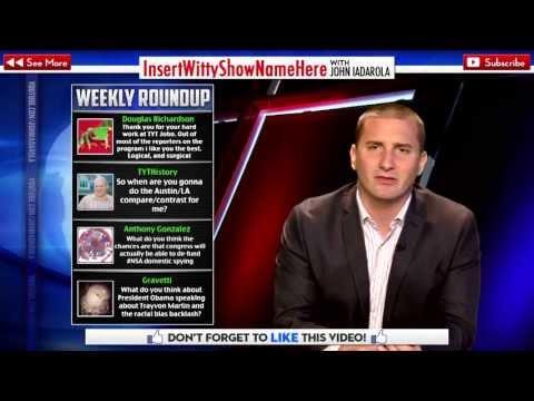 NSA Surveillance, Obama on Trayvon Martin, LA VS Austin, and More! Weekly Roundup Week 13