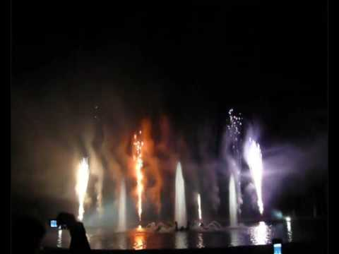 Fire works,  Chateau Versaille