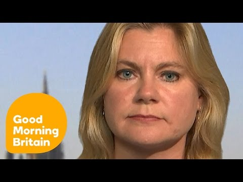 Justine Greening On Lifting The Ban On Grammar Schools | Good Morning Britain
