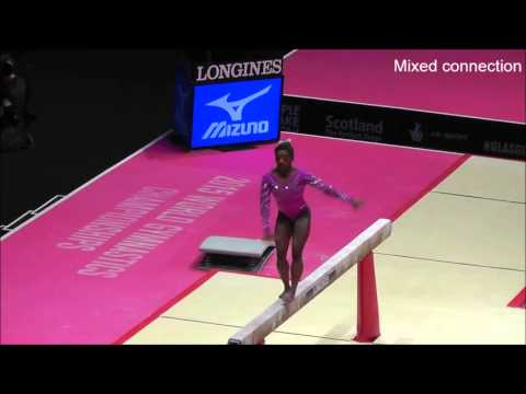 CODE OF POINTS 2017-20 - Balance Beam CR (Proposed)