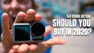DJI OSMO ACTION | Worth BUYING in 2020?