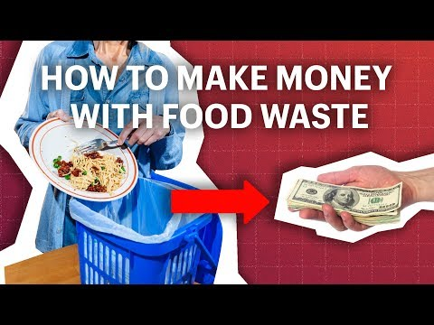 The $990 Billion Industry: Food Waste
