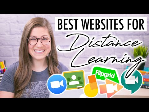7 BEST Websites And Apps For Distance Learning