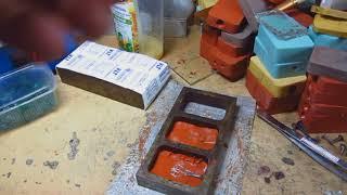 процес изготовления резинок