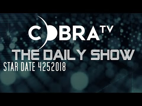 No Man's Sky! The Daily Show with Cobra! Star date 4252018
