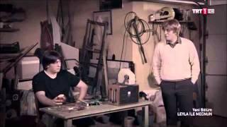 Leyla Ile Mecnun Bilgisayarci Dedeleri (Steve Jobs and Bill Gates)