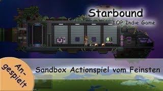 Starbound - Sandbox Actiongame vom Feinsten