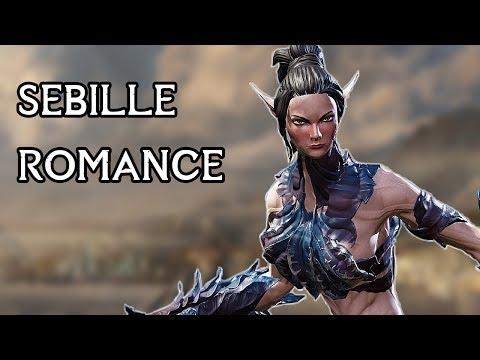 Sebille Love Scene - Divinity: Original Sin 2 - Sebille Romance