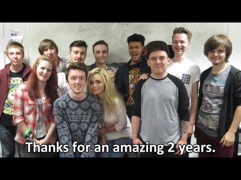 Huddersfield New College - 2 Years of Creative Media | Thomas J. Ashwell