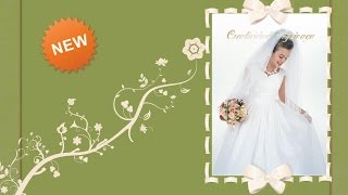 New Elegant Wedding Template   Proshow Producer