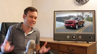 Chevy Silverado Gets 4 Cylinder and Other News! Weekly Update