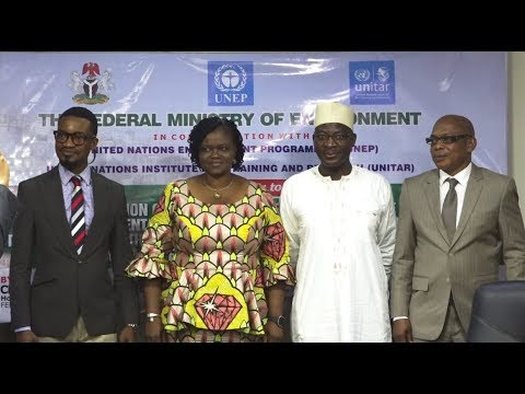 Nigeria Takes Measures To Manage Chemicals, Wastes