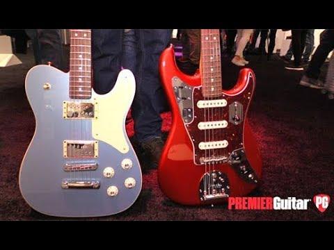 NAMM '18 - Fender Parallel Universe Demos