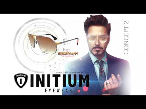 85af13fda82 Initium Eyewear - Spiderman Homecoming - YouTube