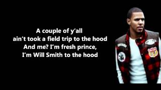 Who Dat - J. Cole // Lyrics [HD]