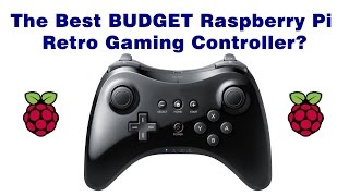 The Best Budget Wireless Controller - Wii U Pro Generic
