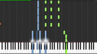 Carly Rae Jepsen - Call Me Maybe Piano Tutorial & Midi Download