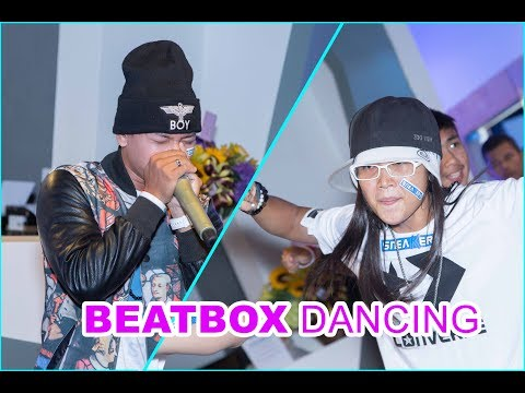 Best Beatbox Battle and Dancing Performance in Sport Shoes Shop Grand Opening 2017