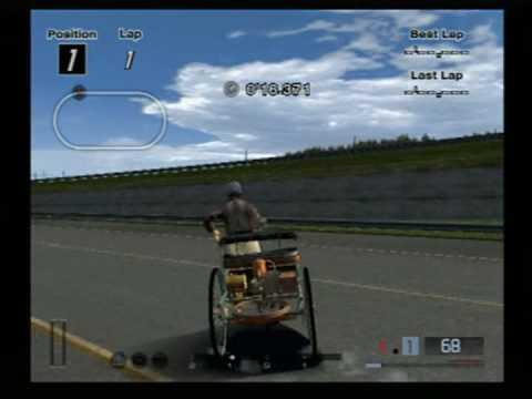 Gran Turismo 4 - 1 HP to 10,000 HP upgrade