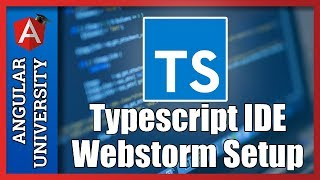 typescript 2 ide how to setup webstorm step by step