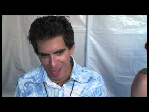 Eli Roth Interview - The Cell