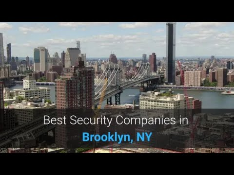 The Best Home Security Companies in Brooklyn, NY