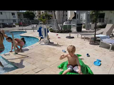 Tranquilo Hotel Fort Lauderdale, Fam Nauclér