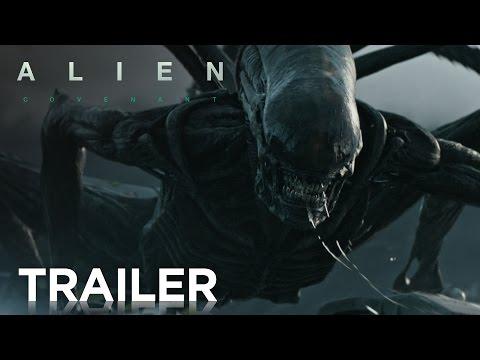Alien: Covenant | Official Trailer [HD] | 20th Century FOX