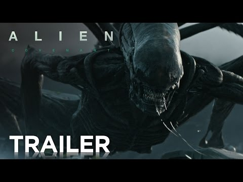 Thumbnail: Alien: Covenant | Official Trailer [HD] | 20th Century FOX