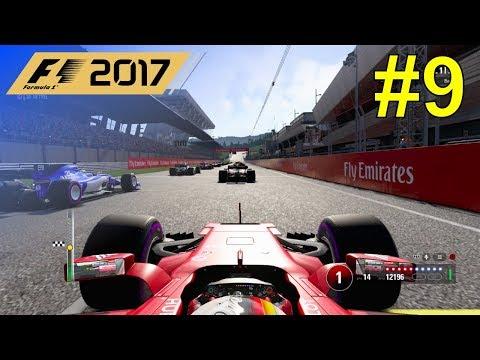 F1 2017 - Let's Make Vettel World Champion Again #9 - 100% Race Austria