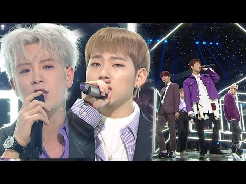 《Comeback Special》 Block B(블락비) - Don't Leave(떠나지마요) @인기가요 Inkigayo 20180114