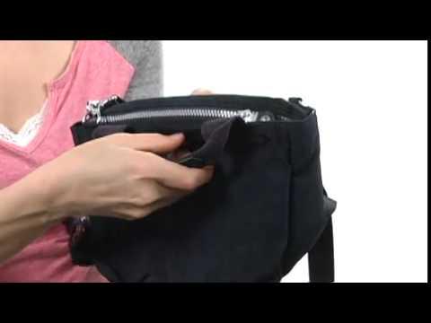 Kipling Sugar Small Handbag Black