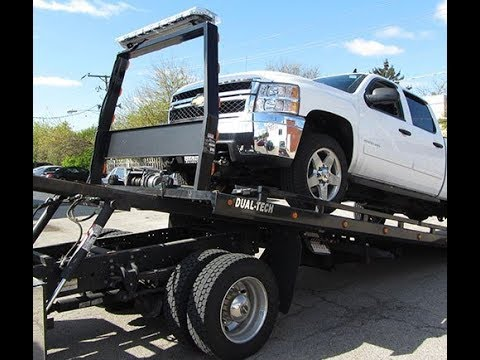 Flatbed Tow Truck Service in Omaha NE - Council Bluffs IA | Mobile Auto Truck Repair Omaha