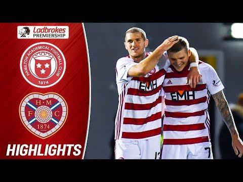 Hamilton Hearts Goals And Highlights