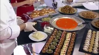ما هي أبرز حلويات المطبخ العربي؟