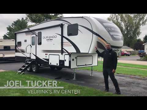 2019 KZ RV Durango Half Ton 250RES Fifth Wheel | Veurink's RV Center in Grand Rapids, MI