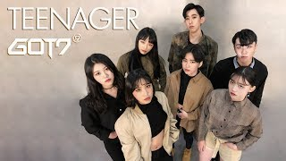 GOT7갓세븐 - Teenager / Dance Cover.