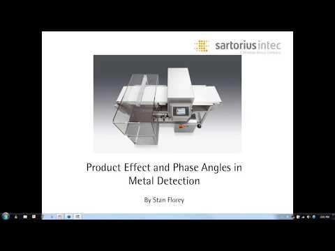 Metal Detector Minebea Intec
