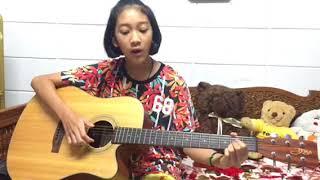 เพลงซางวา ... Cover by น้องแนน - ธีราพร  ชาติชนะ