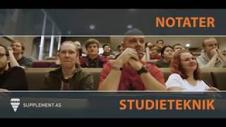 Studieteknik - Notater