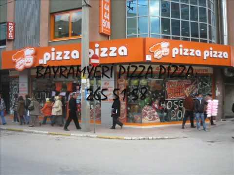 Pizza Pizza Bayramyeri Youtube