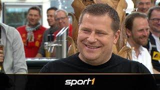 CHECK24 Doppelpass: Lügen-Liga? Das sagt Max Eberl | SPORT1